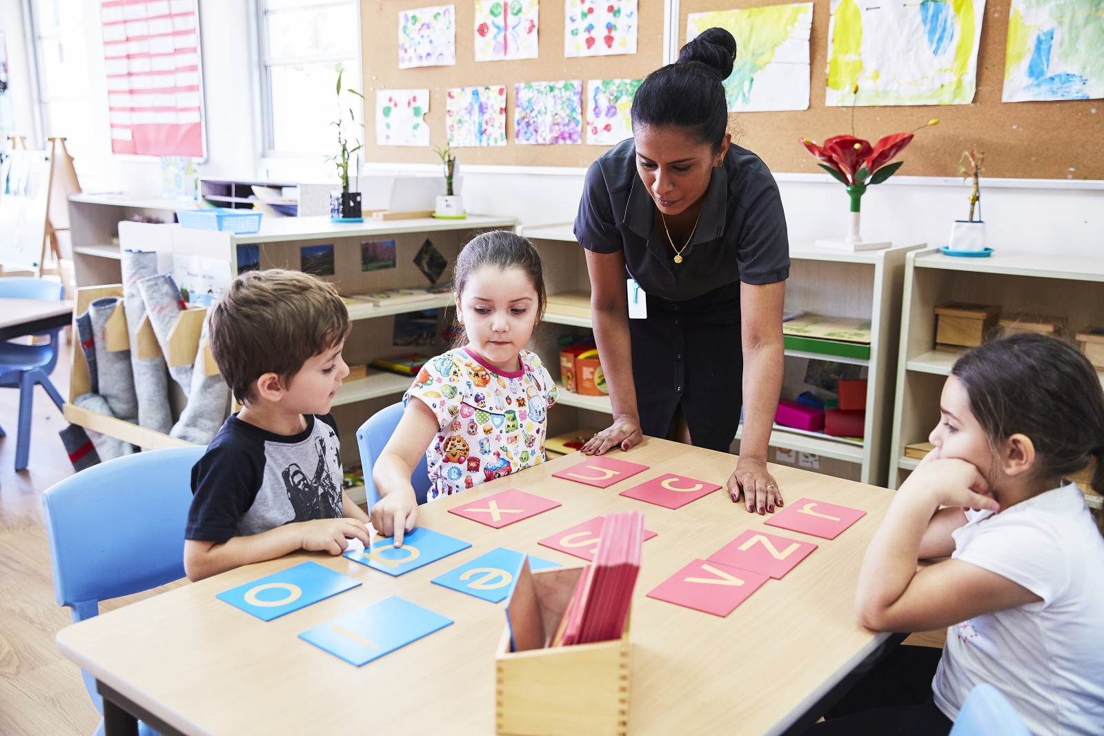 Our Montessori Approach